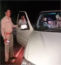 घुमारवीं पुलिस ने पंजाब के युवक से पकड़ी नशे की खेप