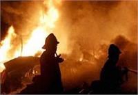 किसानों के प्रदर्शन स्थल सिंघु बॉर्डर पर लगी आग, तम्बुओं को नुक्सान