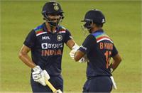 SL v IND : मैच के बाद बोले भुवनेश्वर, चाहर ने द्रविड़ के इस फैसले को सही साबित किया