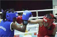 राष्ट्रीय युवा चैंपियनशिप : हरियाणा की 11 महिला मुक्केबाज सेमीफाइनल में पहुंची