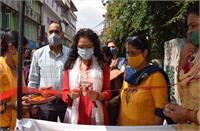 सोलन मालरोड़ पर स्वयं सहायता समूह की महिलाओं को मिली अपनी छत