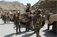 शांति वार्ता के बीच अफगान सेना ने शेख अली जिले से खदेड़े तालिबान, 15 प्रांतों में संघर्ष जारी