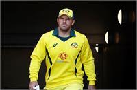T20 वर्ल्ड कप से पहलेऑस्ट्रेलियाईटीम को लगा बड़ा झटका,कप्तान आरोन फिंच दो सीरीजों से हुए बाहर