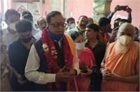 अयोध्या में बोले सतीश चंद्र- 13% ब्राह्मण और 23% दलित मिल गए तो यूपी में बनेगी BSP की सरकार