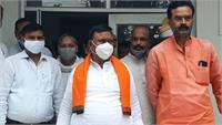 संजय निषाद पर योगी के मंत्री ने साधा निशाना, कहा- कुछ लोग सत्ता पाने के लिए कर रहे हैं जाति की बात
