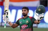 बांगलादेश के लिटन दास ने जिमबाब्वे के खिलाफ जड़ा शतक, इतने रन बनाए