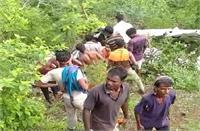 महाराष्ट्र : जलगांव में हेलीकॉप्टर क्रैश, एक पायलट की मौत, दूसरा हुआ जख्मी