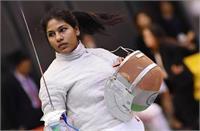 Tokyo Olympics : भवानी देवी दमदार शुरुआत के बाद दूसरा मुकाबला हारी