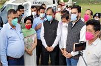 प्रधानमंत्री नरेंद्र मोदी के नेतृत्व में देश की सीमाएं सुरक्षित : जयराम ठाकुर
