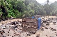 चिड़गांव के गुम्मा में बादल फटने से आई बाढ़, करोड़ों का नुक्सान