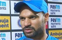 SL vs IND : बतौर कप्तान शिखर धवन ने जीती पहली वनडे सीरीज, दिया बड़ा बयान