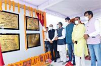 CM ने फतेहपुर में कीं ये घोषणाएं, 48 करोड़ की परियोजनाओं के किए शिलान्यास