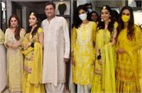 दुल्हन बनने जा रही है रूमी जाफरी की बेटी अलफिया, मेहंदी सेरेमनी में रंग जमाने पहुंची क्रिस्टल-रिया चक्रवर्ती