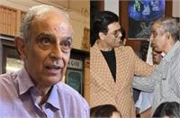 नहीं रहे वेटरन फिल्म क्रिटिक रशीद ईरानी,दो-तीन दिन बाद घर में मिला शव,करण जौहर और सुधीर मिश्रा ने दी श्रद्धांजलि