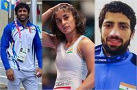 Tokyo Olympics : बजरंग-विनेश से कुश्ती में पदक की उम्मीद, रवि दाहिया भी मजबूत दावेदार