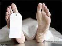 खाली प्लाटमें मिला व्यापारी का शव, शरीर पर चोंट के निशान