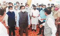 'पी.जी.आई. की कार्यशैली से संतुष्ट दिखी संसदीय कमेटी'