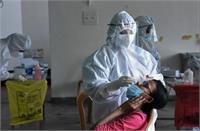 कोरोना: केरल में आए 17,681 नए मामले , 208 मरीजों की मौत