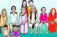 परिवार को संयुक्त रखने में गृह-स्वामिनी की भूमिका