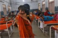 आगरा में बुखार और डेंगू से 10 दिन में 18 बच्चों की मौत, स्वास्थ्य विभाग में हड़कंप