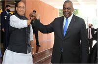 अमेरिकी रक्षा मंत्री ने अफगानिस्तान में सहयोग के लिए भारत को कहा
