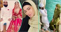 Video:बहन-बहन कहने वाले मौलाना से ही सना खान ने कर लिया निकाह,बातों-बातों में शुरु हुई थी लव स्टोरी