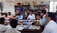 अंबाला में करियर गाइडेंस प्रोजेक्ट शुरू, लाइब्रेरी में रखी गई बच्चों की मनपसंद किताबें