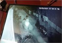 संतोषगढ़ में चली गोली, पुलिस का तर्क आरंभिक जांच में नहीं ऐसा कोई मामला