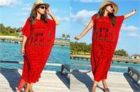 मालदीव में वेकेशन एंजॉय कर रही हिना खान, रेड आउटफिट पहन समंदर ट्रैक पर मस्ती भरे अंदाज में दिए पोज