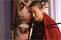 इस बौद्ध भिक्षु की आवाज में गणेश मंत्र सुन आप भी हो जाएंगे मंत्रमुग्ध, वीडियो हुआ वायरल