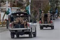 पाक सुरक्षा बलों ने अफगान सरहद के पास  मार गिराया TTP कमांडर
