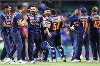 टी20 विश्वकप की भारतीय टीम में हो सकता है बदलाव, चयनकर्ता करेंगे चर्चा
