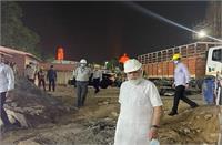 रात 8.45 बजे सेंट्रल विस्टा साइट पर पहुंचे पीएम मोदी, निर्माण कार्यों का किया निरीक्षण