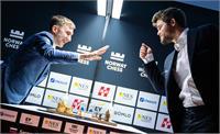 नॉर्वे क्लासिकल शतरंज – कार्याकिन को हराकर कार्लसन खिताब के करीब