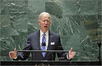 UNGA में बोले बाइडन- नया शीतयुद्ध नहीं चाहते, अफगानिस्तान को लेकर कही बड़ी बात
