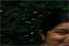 sushma swaraj ambala bus stand
