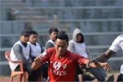 real kashmir defeated aizawl fc in a i league match