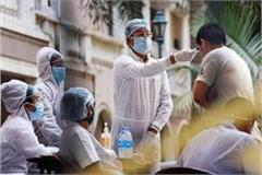 noida corona virus confirmed in father of dead child of four months