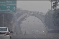 air quality of ncr reached  gambhir  category 477 aqi recorded