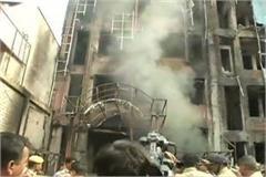 adg rajeev krishan to investigate fire in hotel case