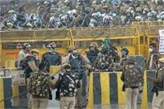 720 farmers detained by delhi police