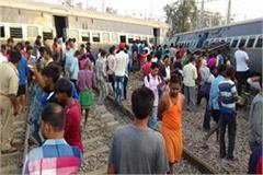 several trains canceled after rae bareli railway accident