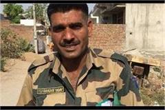 tej bahadur got the support of bhima army