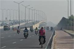 air of this district of haryana is not breathable aqi crosses from 450