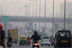 aqi registered in ncr between very poor and severe category