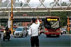 up challan of 1565 people ignoring traffic rules