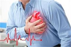 over 69 people suffered heart attacks due to cold