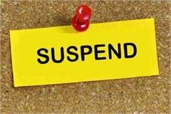 scam of millions of rupees in bps women s university clerk suspended