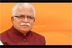 captain should not politically ambitious khattar
