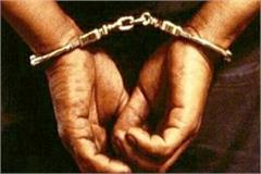 indore police detains accused woman s father